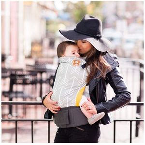 Tula Baby Carrier GUC * no hood